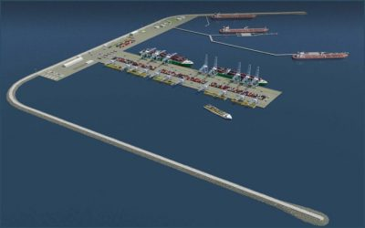 3TI to provide design services for the new off-shore-multimodal terminal in Venice