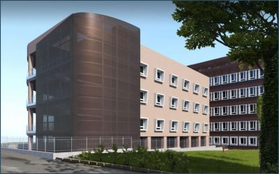 3TI detailed design of Manerbio Hospital (Italy) has been approved
