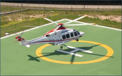 3TI to design the new Helicopter base in Maratea, Italy