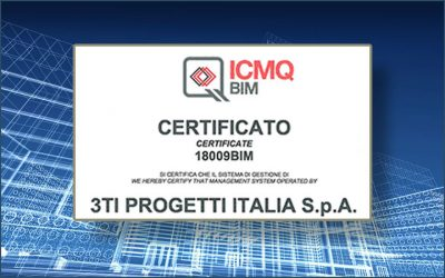 3TI has gained the BIM Certification