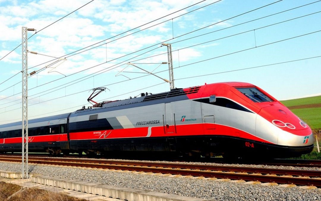 Turin-Milan and Milan-Naples high capacity rail lines, Italy