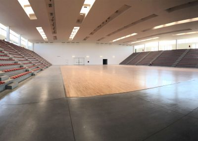New Sports Hall Oristano