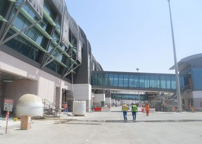 Development of Muscat International Airport