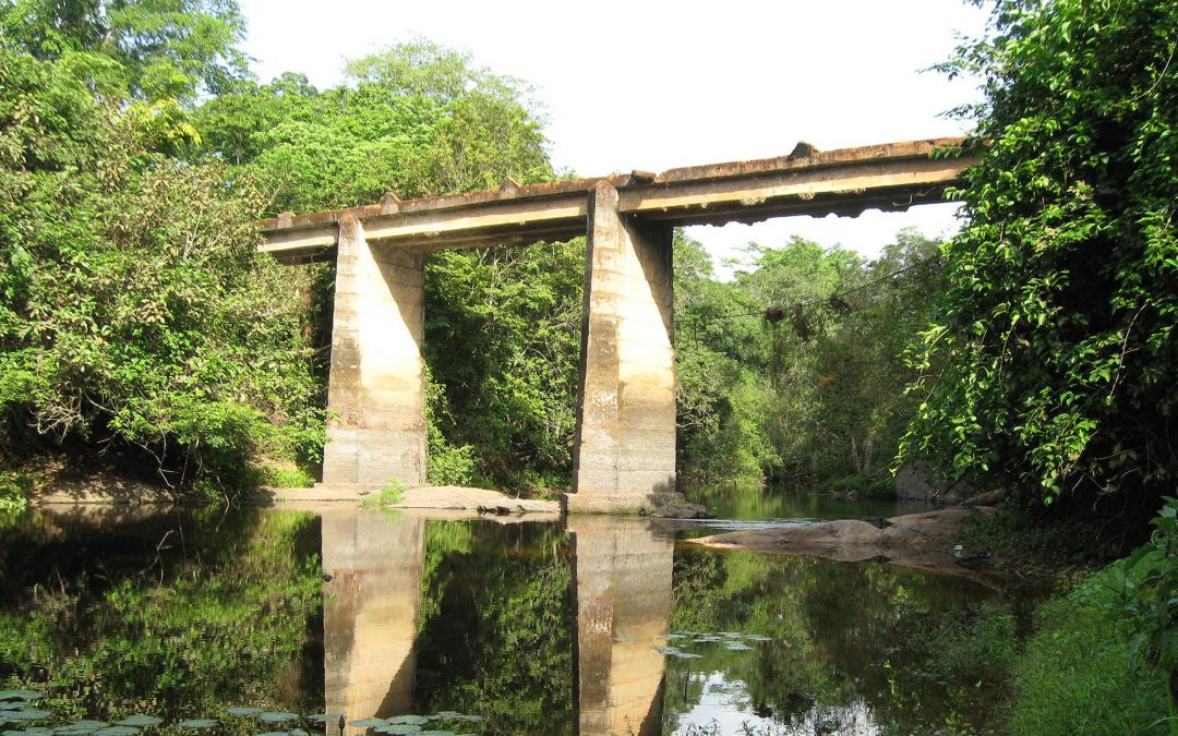 Moyamba – Moyamba junction road and bridges