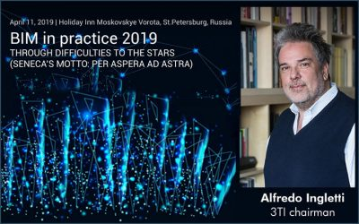3TI @Graitec 2019 in St. Petersburg