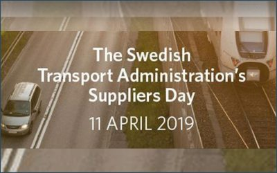 3TI @Swedish Transport Administration's Suppliers day