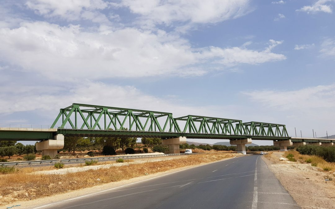 High-Speed Railway Oued Tlelat-Tlemcen