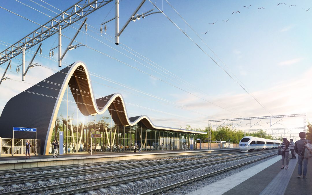 Architectural, Landscaping and Visual Identy Guidelines for Rail Baltica