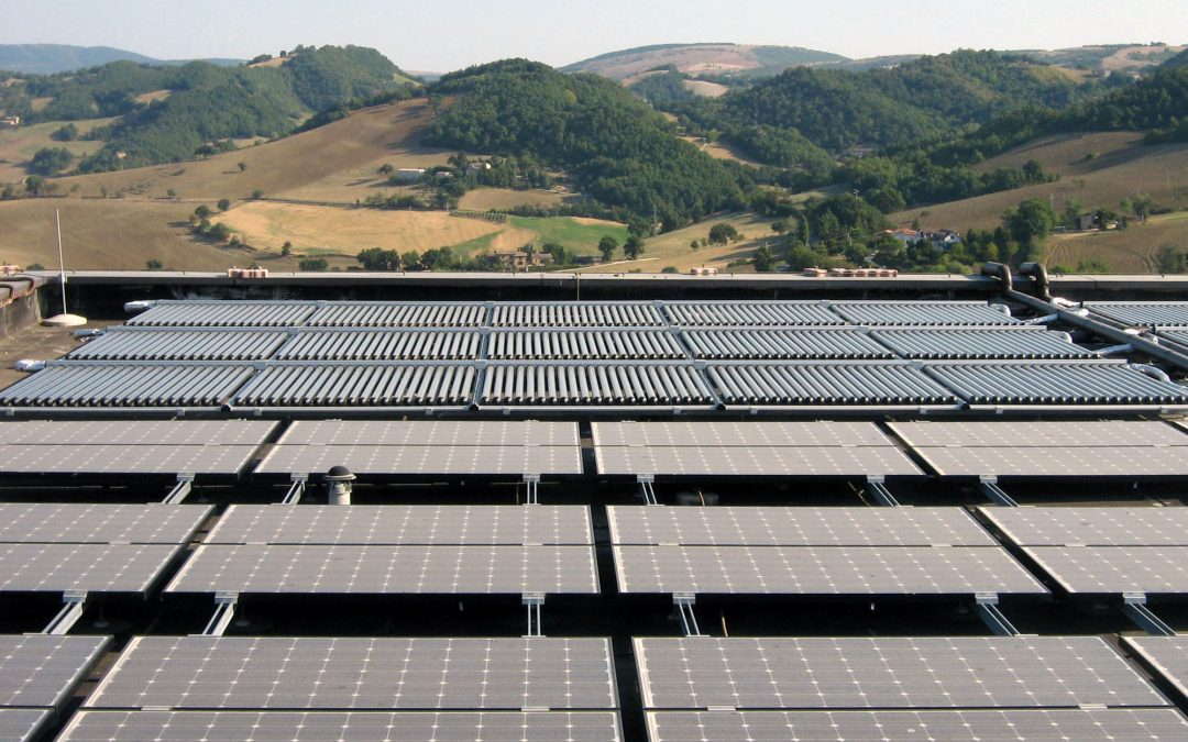 Photovoltaic and solar systems for the E.r.s.u. of Camerino