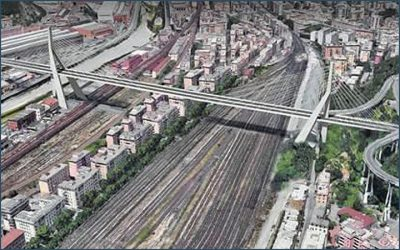 3TI bid for the new Ponte Morandi in Genoa