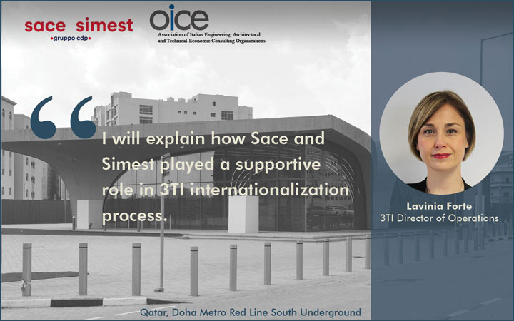 Sace-Simest international day for OICE Members