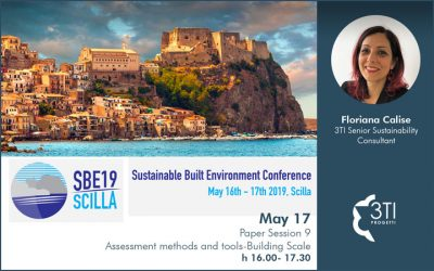 SBE19-Scilla: Policies for a sustainable built environment