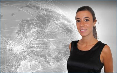Giorgia Gunnella, New Director of International Business Development