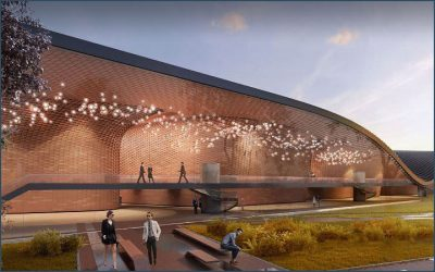 3TI PROGETTI will design the Music Centre and City park in Krakow