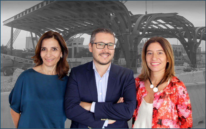 New Technical Directors in 3TI PROGETTI, Building Division
