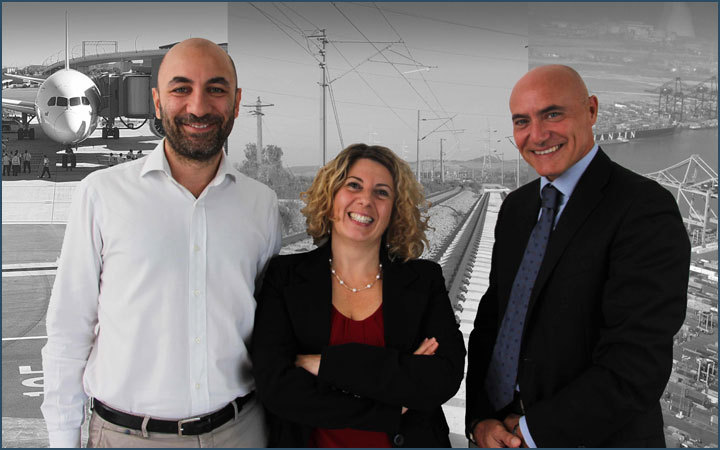 New Technical directors in 3TI PROGETTI, Infrastructure Division