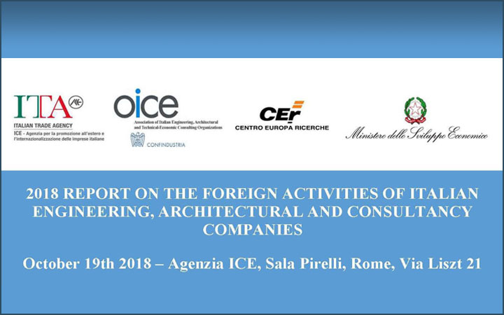 Giorgia Gunnella, 3TI Director at OICE round table