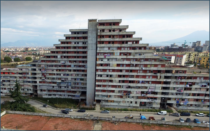 Scampia: demolition starts today