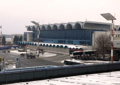 "International Henri Coanda ""Otopeni"" Airport"