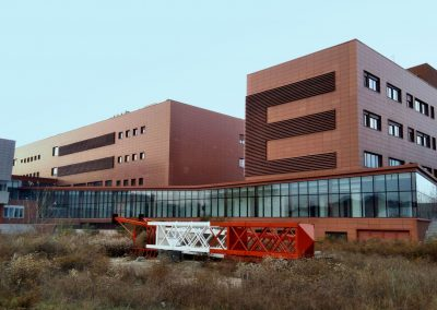 New Headquarters of the Prefecture and Police Station of Monza and Brianza