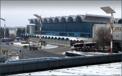 Another contract for 3TI in Otopeni Airport
