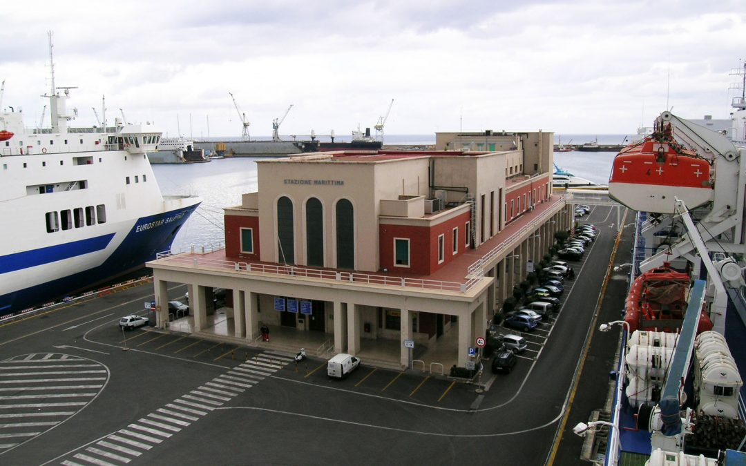 Requalification and restyling of the Maritime Station