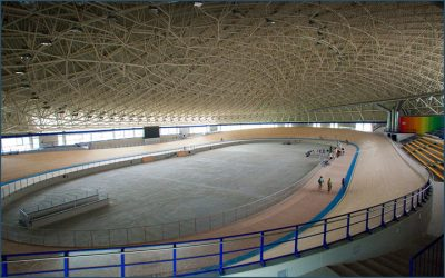 3TI speeds up the opening of Montichiari Velodrome