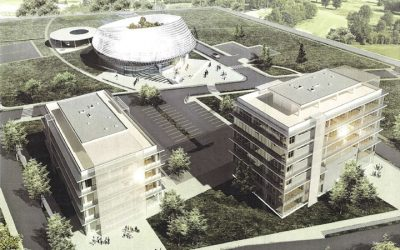 Magurele Science Park: another goal in Romania for 3TI