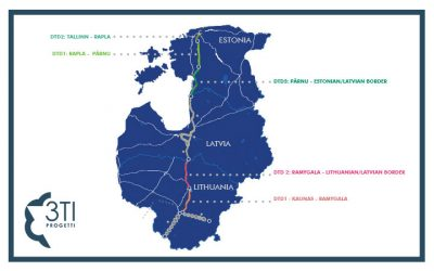 Rail Baltica Project: 3TI full steam ahead!