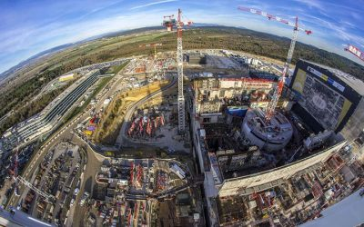 Start of Machine Assembly Celebration _ Iter Live