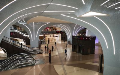 Doha Metro Project wins prestigious International Award!