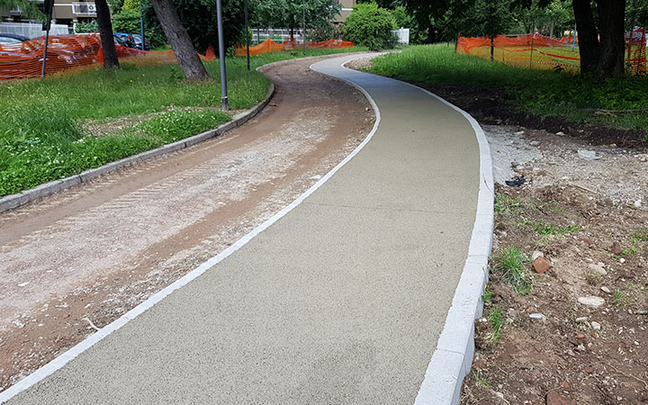 A new cyclepath network in Cologno Monzese | Works restart after Covid-19
