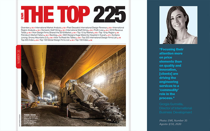 Enr 2020 Top 225 International Design Firms | #166