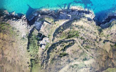 New Docks for Santo Stefano Island